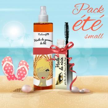Pack été small : Huile de ricin + huile de germes de blé