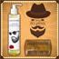 Huile de ricin barbe + peigne a barbe et à moustache