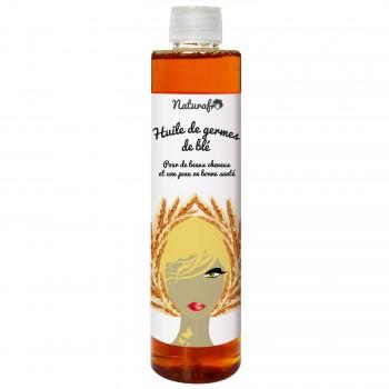 Huile de germe de blé pour cheveux et peau