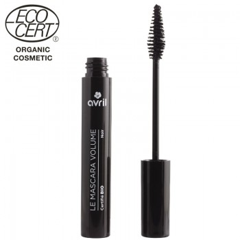 Mascara volume noir Bio et naturel - Avril