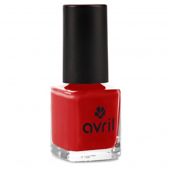 Vernis à ongles rouge