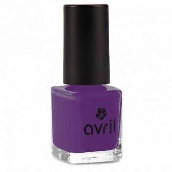 Vernis à ongles violet