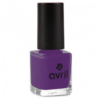 Vernis à ongles ultraviolet n°75 naturel - Avril