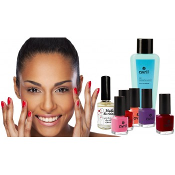 Huile de ricin ongles, pack promo