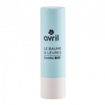Baume à lèvres au beurre de karité bio - Avril