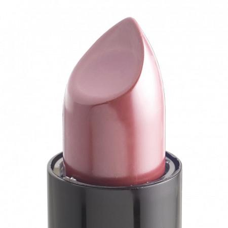 Rouge à lèvres à l'huile de ricin nude certifié bio