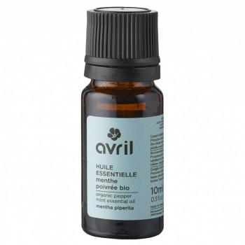 Huile essentielle de Menthe Poivrée bio et chémotypée - 10 ml