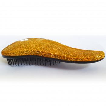 Brosse démêlante à dents souples