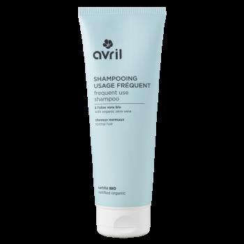 Shampooing bio pour tout type de cheveux 250 ml - Avril