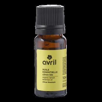 Huile essentielle Citron bio et chémotypée - 10 ml