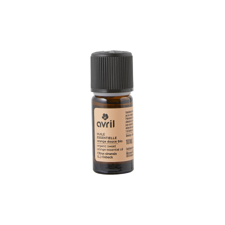 Huile essentielle d'Orange douce bio 10ml