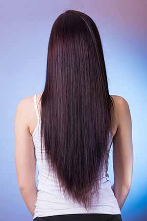 Type cheveu 1A
