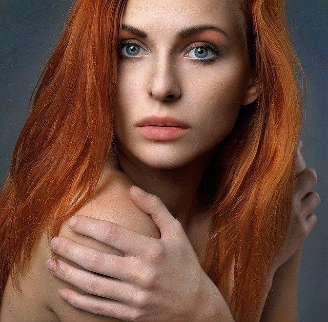 Soin des cheveux par l'argile verte