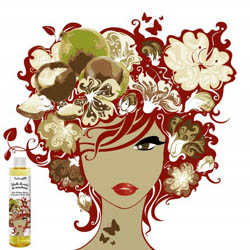 Huile de macadamia cheveux